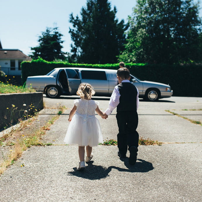 The guest list: Should you invite children to your wedding?