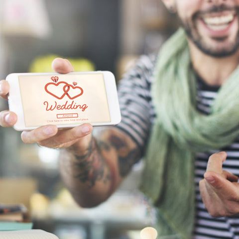 5 great ways to use social media for your wedding