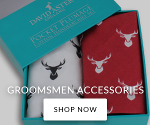 Groomsmen Accessories - Shop Now