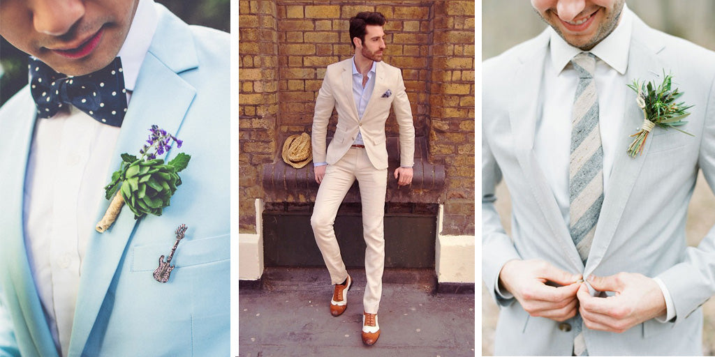 6 Of The Best Summer Wedding Styles For Men Well Groomed Well