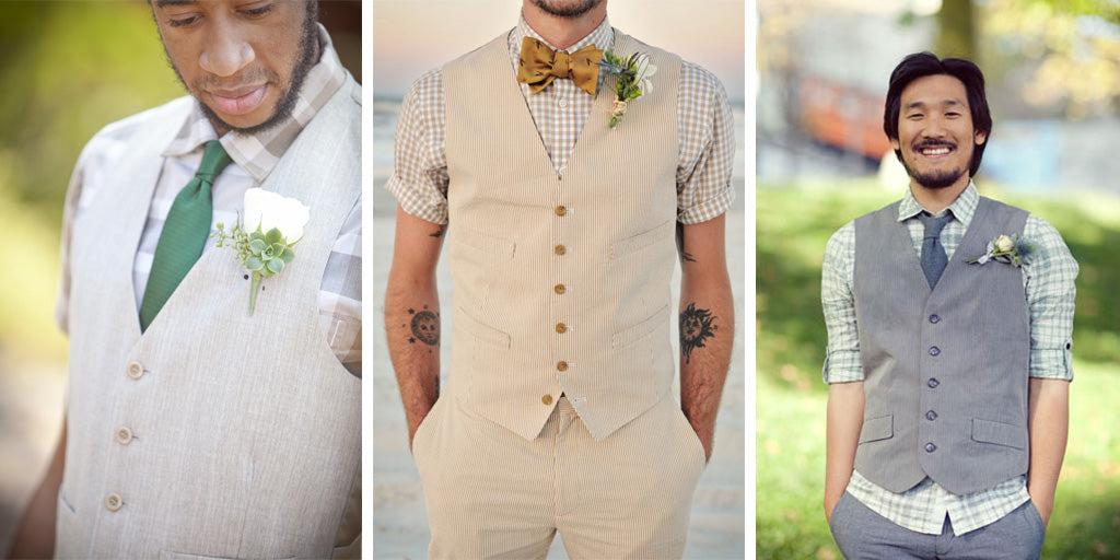 6 of the best summer wedding styles for men - Well Groomed – Well ...