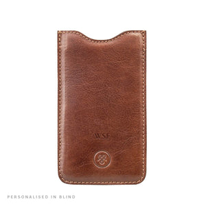 Phone Case - Leather IPhone 6 Case