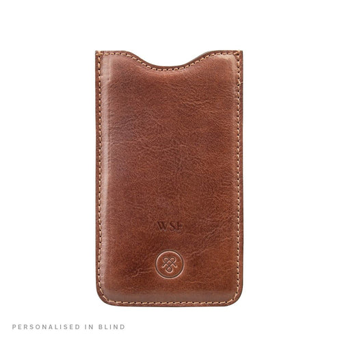 Phone Case - Leather IPhone 7 Sleeve