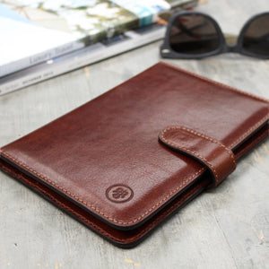 Travel Wallet - Small Leather Travel Wallet