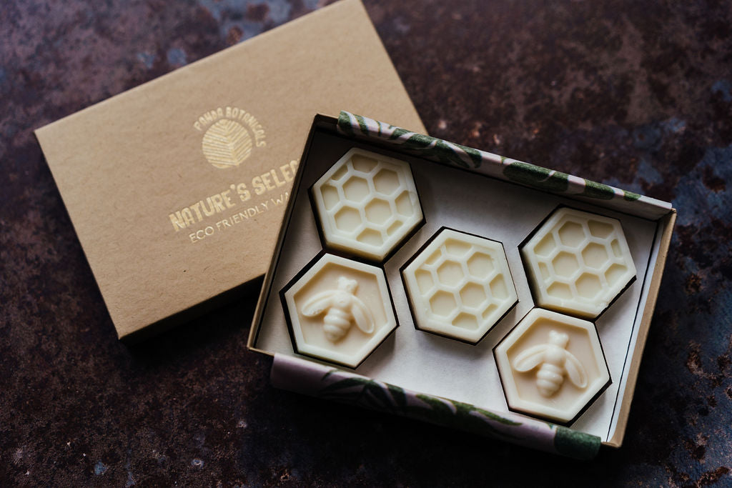 Luxury Wax Melt Selection Box - 5 peice