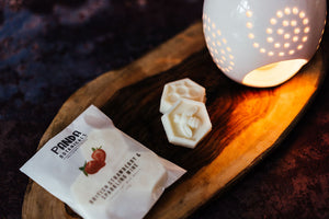 Wax Melts: British Strawberry & Sparkling Wine