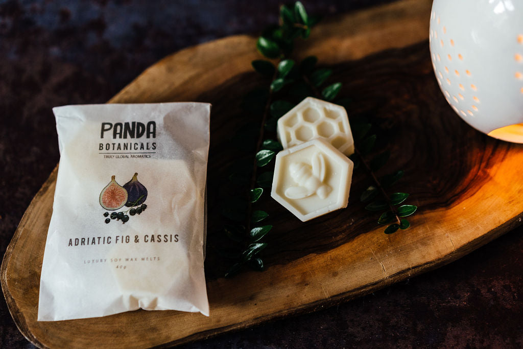Wax Melts: Adriatic Fig & Cassis