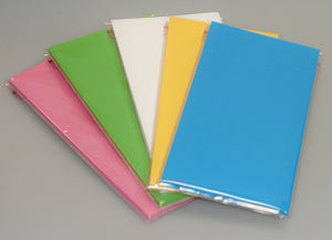 Coloured Foils (10 per pack)
