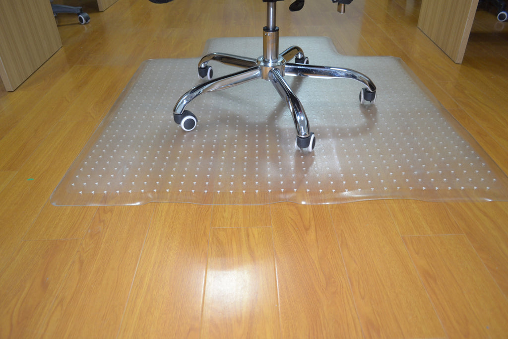 other office t shape office floor protector chair mat