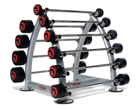 ESC9Rack Oval Bar Barbell Rack - Completely Fitness