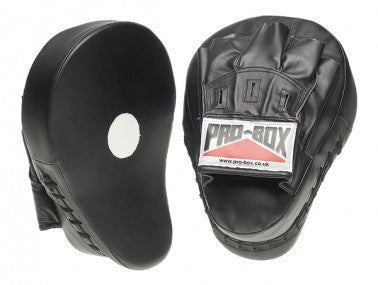 New Pro-box Curved Hook & Jab Pads Club Tough Fitness Hardwear Punching Pad - Completely Fitness