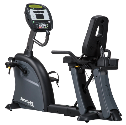 SportsArt C535R Recumbent Bike w/ LED Display