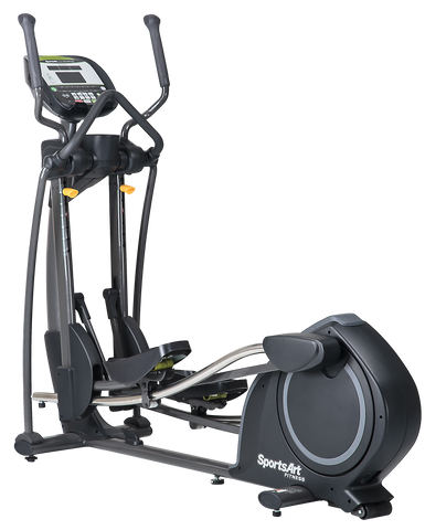 SportsArt E835 Elliptical w/ LED Display
