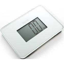Super Compact Multi Purpose Digital Scales - Pearl White