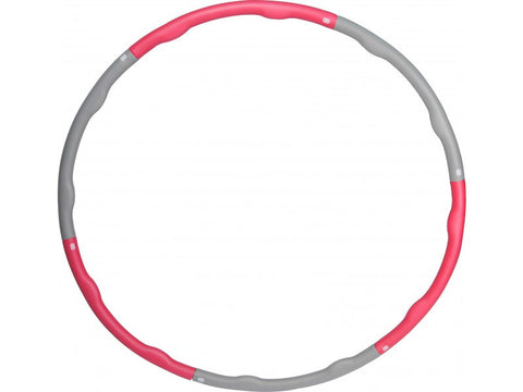 More Mile weighted, padded hula hoop - Completely Fitness