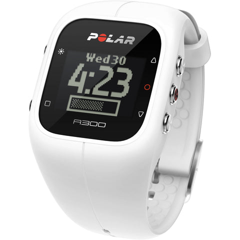 Polar - A300 activity tracker - white - Completely Fitness
