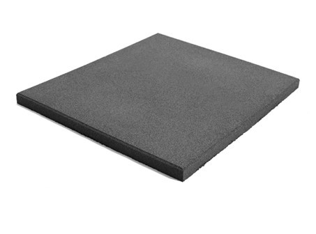 Jordan Fitness - Activ Flooring 30mm grey tile (50cm x 50) - Completely Fitness
