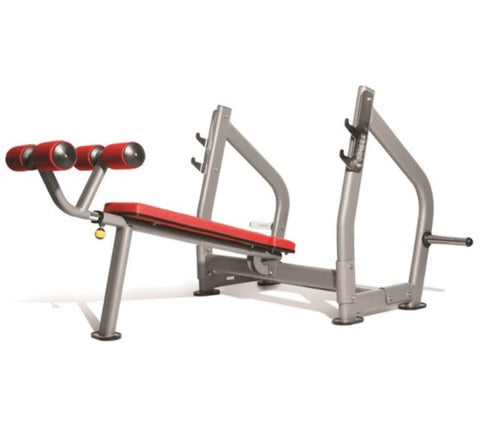 Jordan - Olympic Decline Bench - Completely Fitness