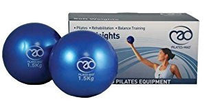 Fitness Mad - Soft Weighted Balls - 1.0kg - Completely Fitness