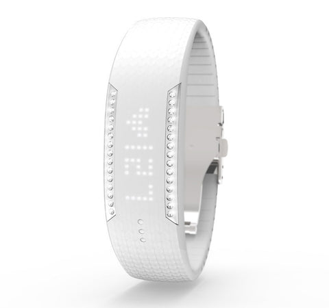 Polar Loop 2 Activity and Sleep Tracker - Crystal - Completely Fitness