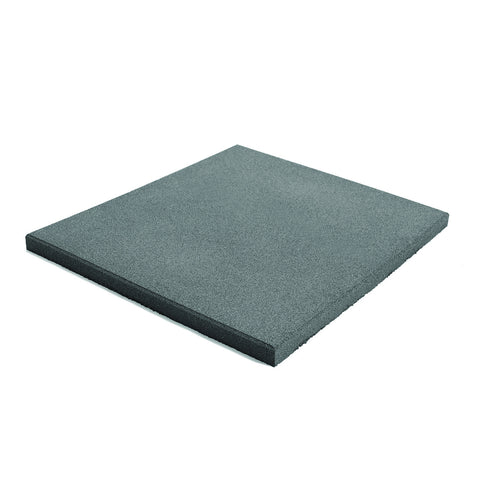 Jordan Fitness - Activ Flooring - 15mm grey file (50cm x 50cm) - Completely Fitness
