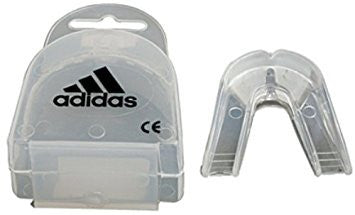 Adidas - double mouth guard CE - Clear - senior - Completely Fitness