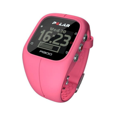 Polar A300 activity tracker - pink - Completely Fitness
