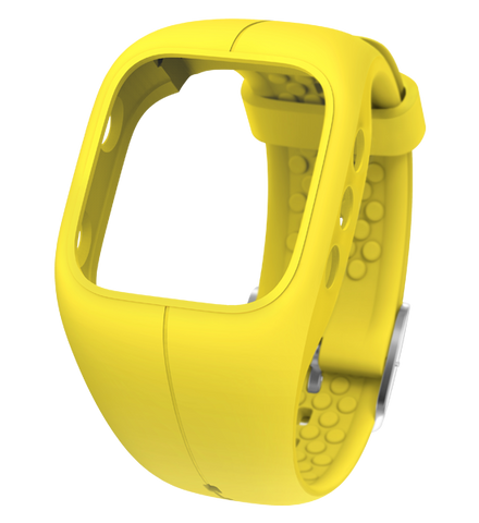 Polar A300 wrist band - yellow - Completely Fitness