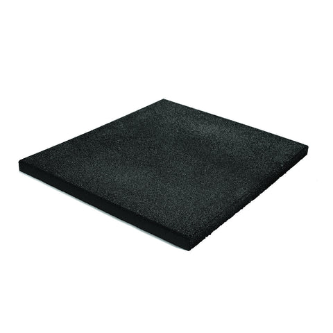 Jordan Fitness - activ flooring 30mm black corner (50cm x 50cm) - Completely Fitness