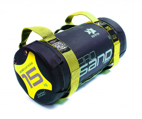 Jordan Sandbag Pro 15kg - Yellow - Completely Fitness