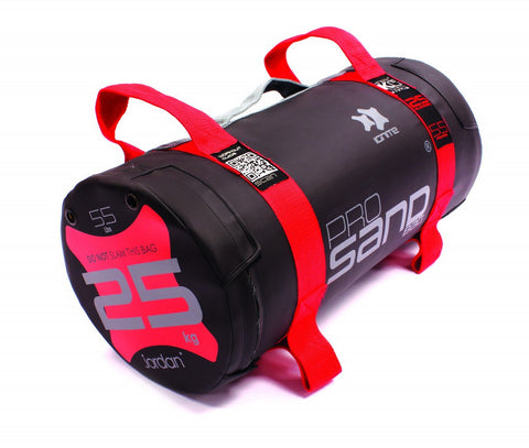 Jordan Sandbag Pro 25kg - Red - Completely Fitness