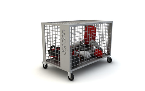 Jordan Storage Cage - Completely Fitness