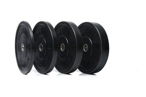 PABR150 Rubber Olympic Plate 15kg/35lbs - Completely Fitness