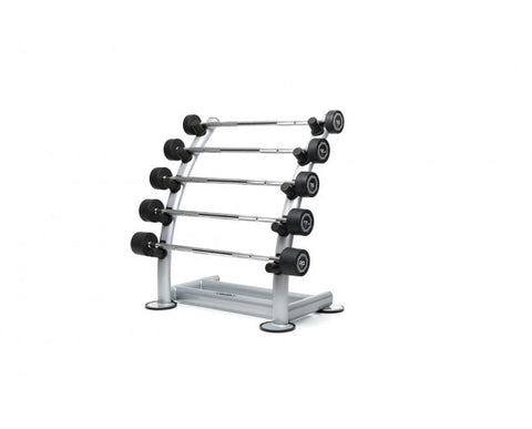 CXBB4125 12.5kg SBX Rubber Barbell - Completely Fitness