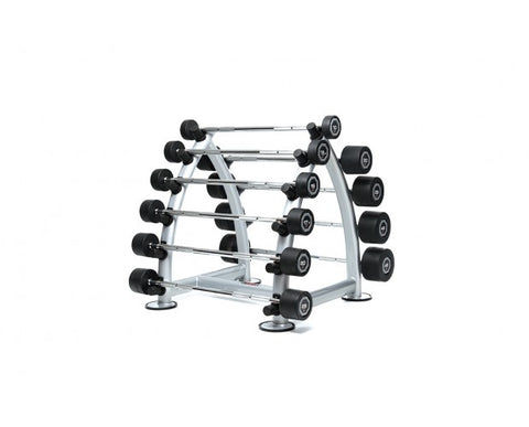 CXBB4400 40kg SBX Rubber Barbell - Completely Fitness