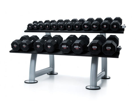 ESC1RACK Dumbbell Rack holds 10 pairs - Completely Fitness