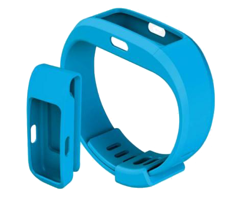 IFITBAND-B iFit Active Accessory Pack - Blue
