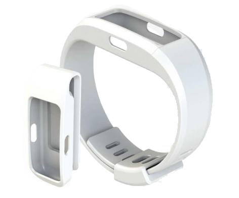 IFITBAND-W iFit Active Accessory Pack - White
