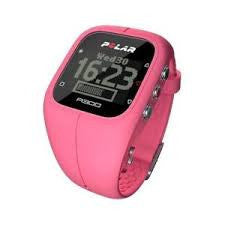 Polar A300 Heart Rate Activity Tracker with HR - Pink - Completely Fitness