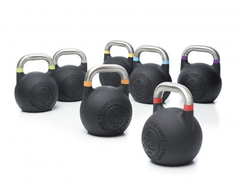 CKB12 12kg Competition Pro Kettlebell 2.0 - Completely Fitness