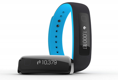 IFACT115 iFit Vue Fitness Tracker - Completely Fitness