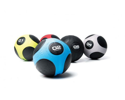 TGM05 5kg Total Grip Medball - Black