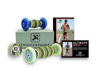 Trigger Point Performance Ultimate 6 Massage Kit - Multi-Colour