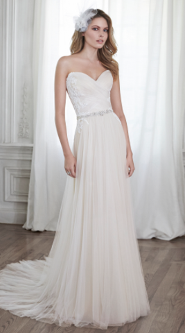 The best wedding dresses styles for large bust women – Miss Monro