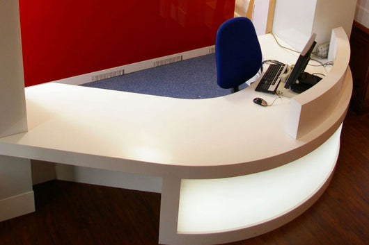 office reception counter idea 15