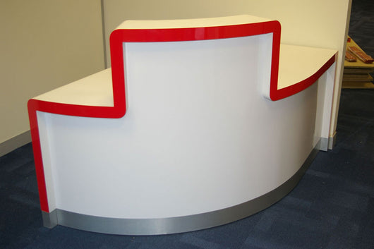 office reception counter idea 21
