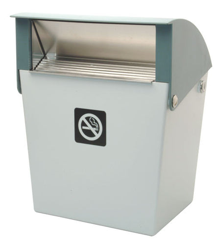 Helix Ashtray V40010 Outdoor Metal 10L NOW 1/2 Price