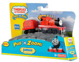 Thomas the Train: Take-n-Play Pull 'N Zoom - James