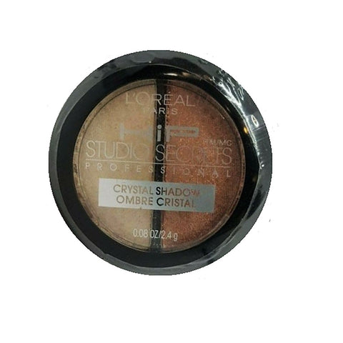 L'Oreal HIP Studio Secrets Crystal Shadow Duo, Precious 819