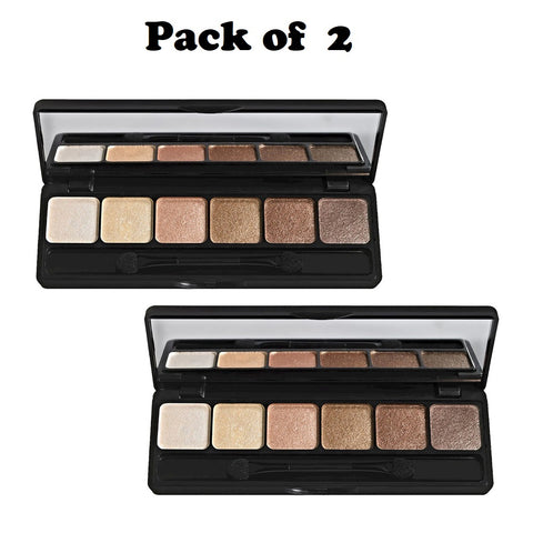 Pack of 2 e.l.f. Prism Eyeshadow, Naked 83322